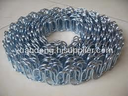 stainless steel s wire for sofas cushions