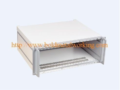 Aluminum Server Rack Enclosure