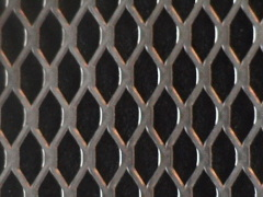 Aluminum Plate Expanded Wire Mesh
