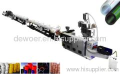 Plastic PPR pipe making machine