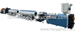 PPR pipe extruder