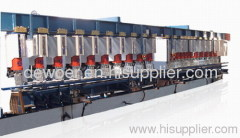 grid making extrusion line