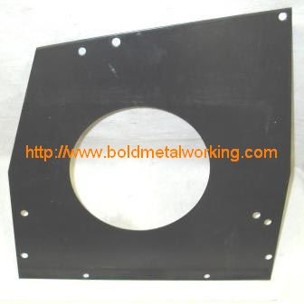 Sheet Metal Divider Plate