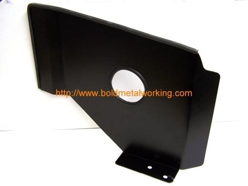 Sheet Metal Air Divider Plates