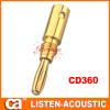 RCA connector banana plug CD360