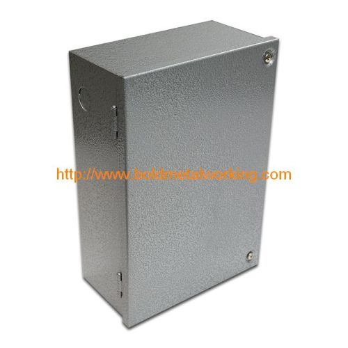 Sheet Metal Wall Mount Enclosure