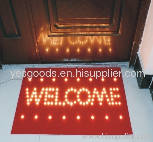 Led Light Door Mat Nbbwl005 Manufacturer From China Ningbo