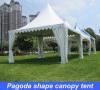 Stylish aluminum pagoda tent for party, gathering, wedding and etc.