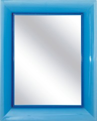 Modern Plastic Framed Francois Ghost Mirror Living room decorative wall mirrors Wholesale