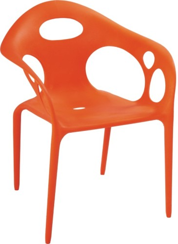 Modern Ergonomic Plastic Funiture Mini Chair For Kids Orange Armchairs For  Children Wholesale