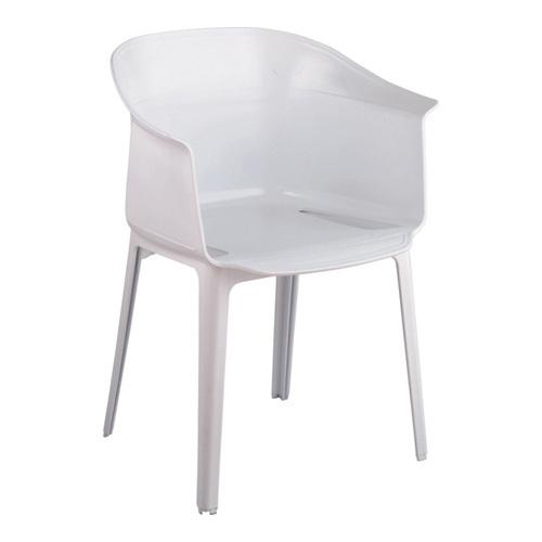 Mordern Design Ergonomic White Plastic Mini Armchir Outdoor Furniture Arm  Chairs For Children