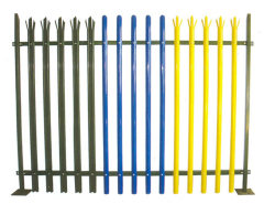 europe style fence/palisade fence/iron craft fence