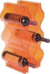 Wholesale plastic standing wine rack