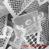 Decorative Perforated Metal