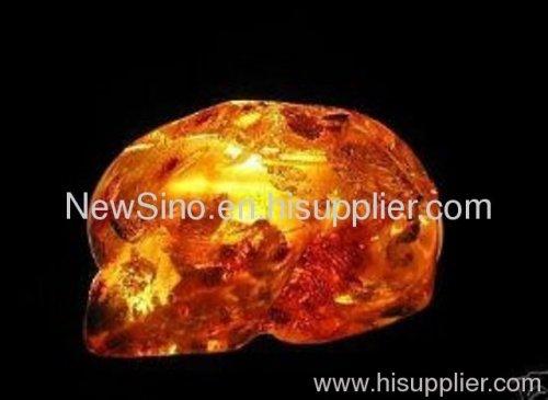 Amber Oil - Amber resin