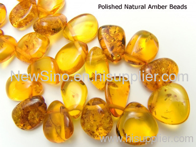 Amber Oil brown red clear fluid