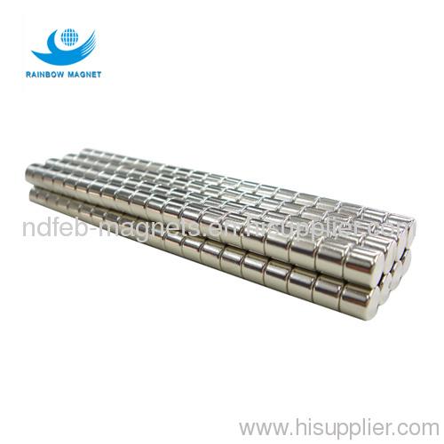 NdFeB roll magnets
