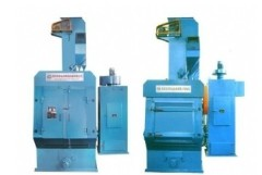 Q32 series shot blasting machine