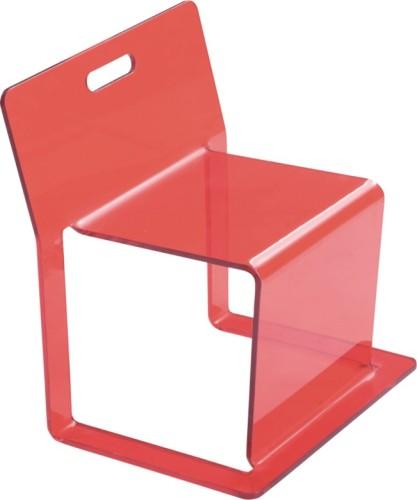 Ladder sharp children side chair baby chairs kids seat