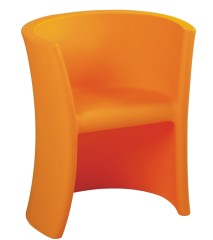 Unique style yellow plastic Kid's Toy Chair ergonomic children dining chairs seating