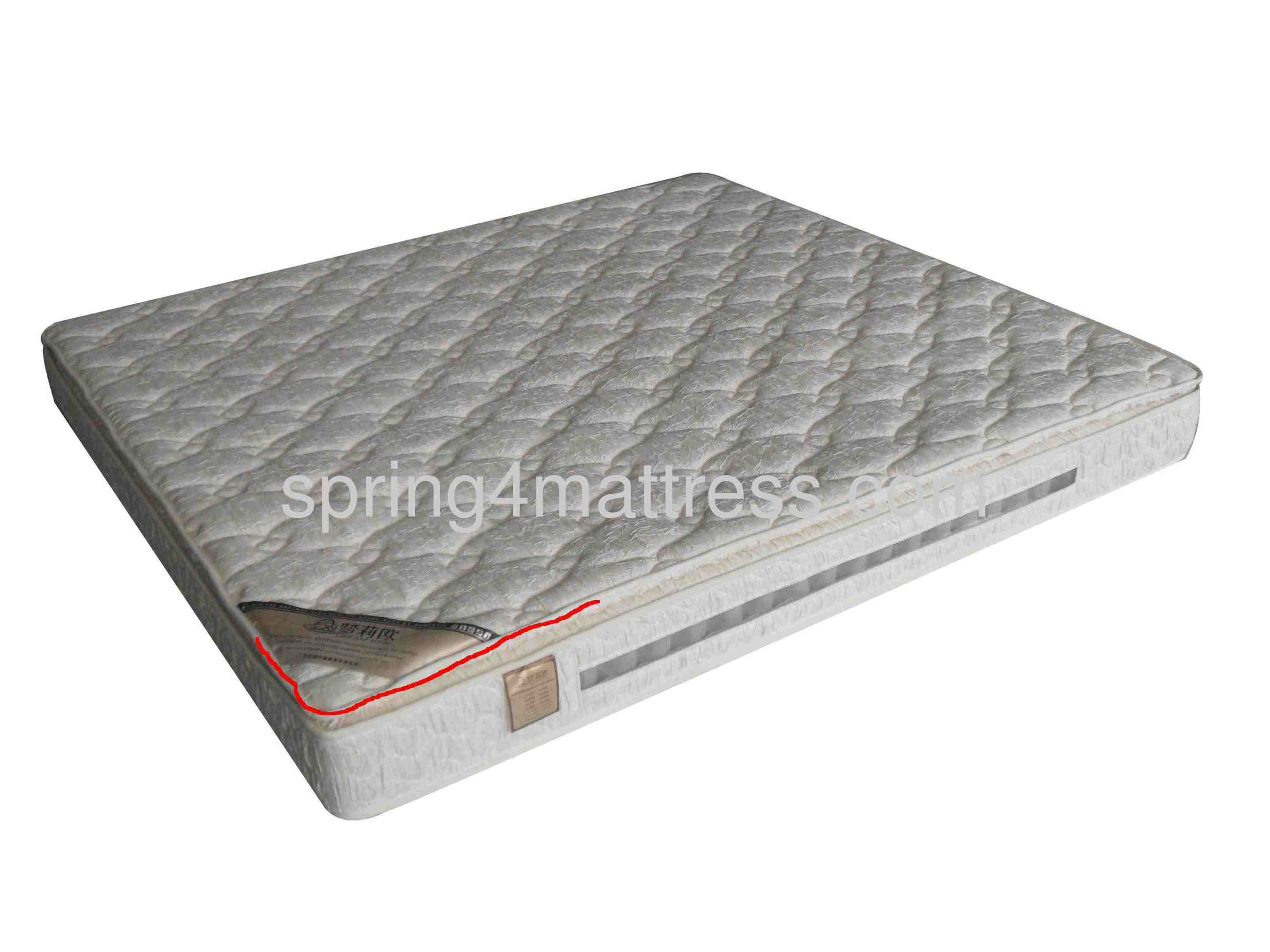 what is pillow top of a mattress?