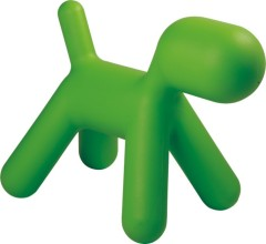 Cute Lovely Plastic green Animal Pony Chair