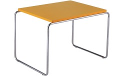 Vogue Kid's Table Rectangle wood table tube steel legs children tables kids desk