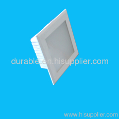10W LED celing downlight with optical diffusion sheet technology
