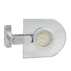 DC12V 21leds 5050SMD Round LED Cabinet Light
