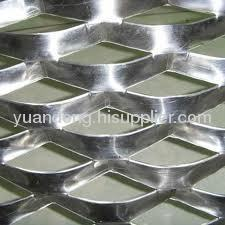 heavy expanded metal wire mesh