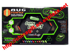 Bug Nano Glow in the Dark