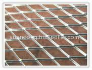 light expanded metal stainless steel aluminum carbon steel