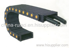 TEZ25*25 heavy load cable carrier chain