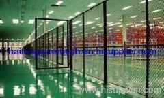 Factory separation fence