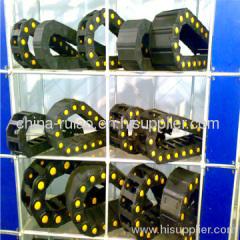 TEZ25*25 heavy load plastic cable chain