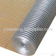 galvanized welded mesh stainless steel wire