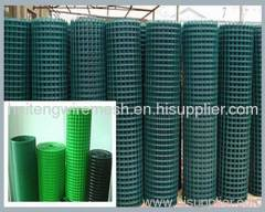 PVC coating English Welded Wire Mesh