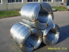 galvanized wire big coil hot sale