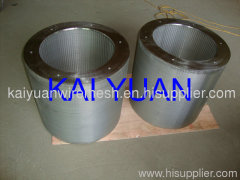 Wedge wire Drums
