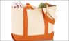 Foldable Canvas Shopping Bag