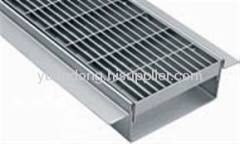 terrace steel grating grating platform