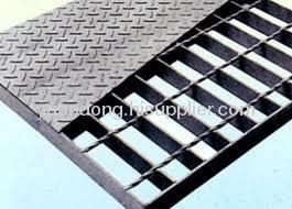 compound steel grating pattern sheet