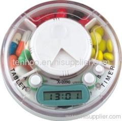 Pill Box Alarm Timer