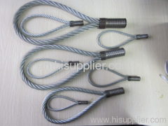wire rope lifting thread