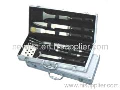 Heat Resistance BBQ tool case
