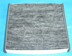 Cabin air filter 87139-50030 for TOYOTA