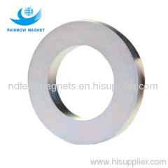 neodymium ring magnet. ndfeb magnetic ring. permanent ring