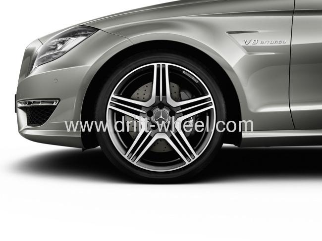 17 18 19 inch mercedes amg wheel rim fits mercedes a class for Mercedes benz e350 tire size