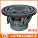 12 inch size Economical Price auto speaker woofer