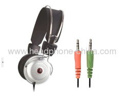 Wired Computer Headphone with Microphone